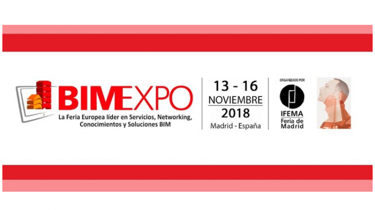 As an APP Consultoría team we have participated at BIM Expo 2018 event which was held from 13 to 16 November 2018 at Feria de Madrid.