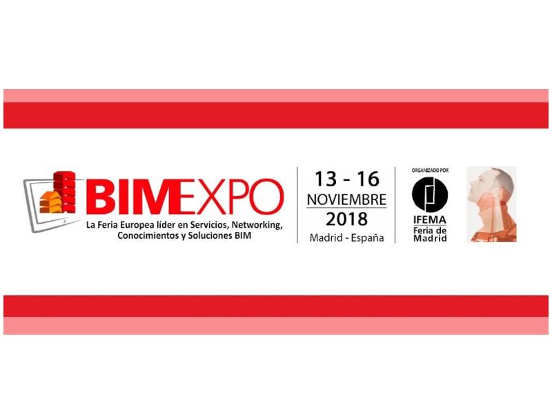 BIM Expo 2018 Madrid