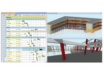 Powerproject Brochure 4D Planning with Powerproject BIM