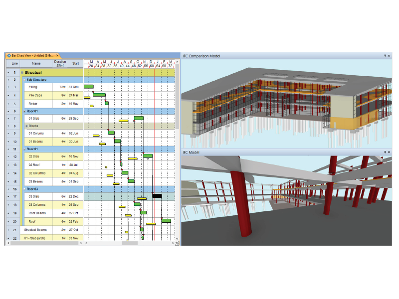 4d-bim-project-simulation-basics