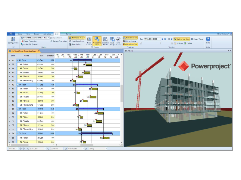 An Introduction to Powerproject BIM