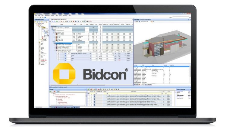 Bidcon enables you to increase your efficiency by cutting time and lowering risks using 5D-BIM, allowing you to quote more accurately and for more work.
