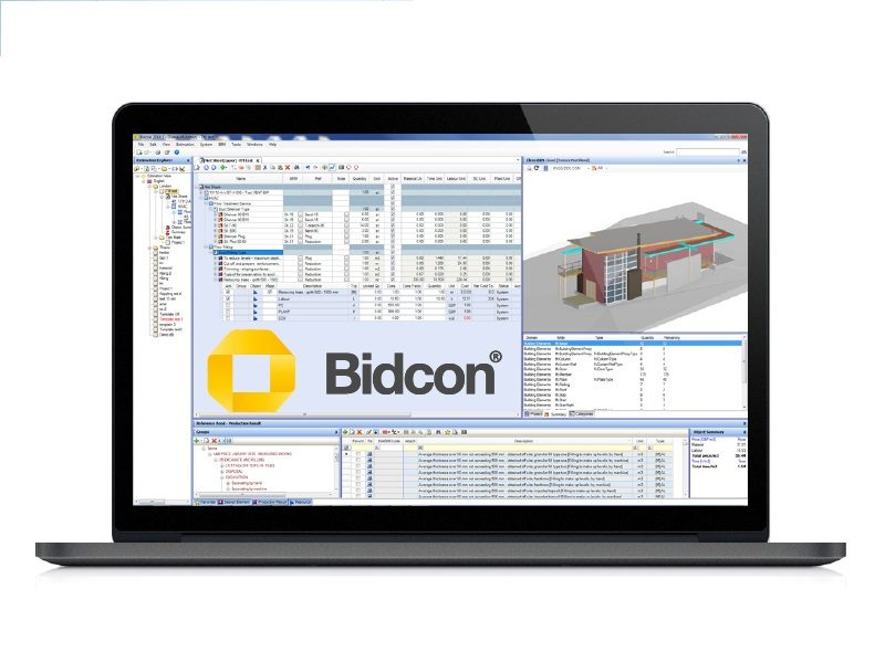 Bidcon The Modern Approach to Cost Estimations