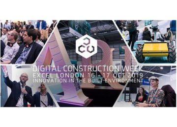 Digital Construction Week 2019 London