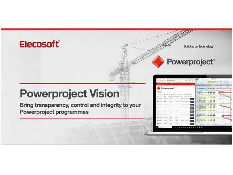 Introduction to Powerproject Vision