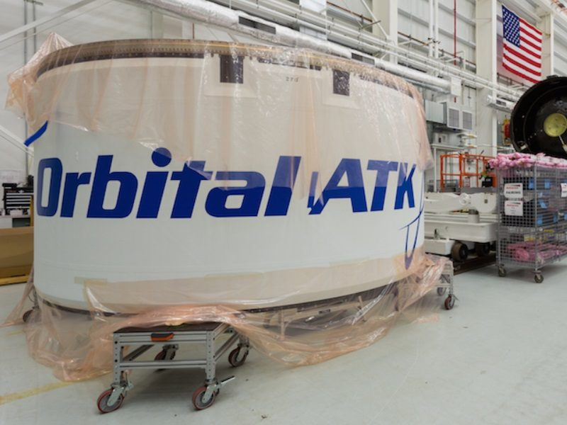 Acumen Case Study Orbital ATK