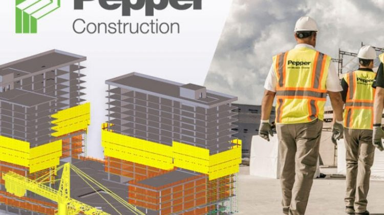 Pepper Construction Group is one of the largest contractors in the Midwest and selected Powerproject for its project scheduling system.