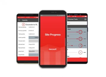 Powerproject Site-to-Office Reporting via Site Progress Mobile