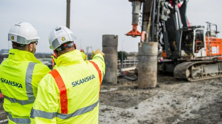 Graham Roebuck, chief planner within Skanska's infrastructure services division in the UK, talks about how he and his team use Powerproject Enterprise.