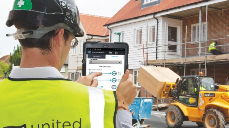 United House deployed Powerproject Site Progress Mobile for its entire team of project and site managers to keep the project plan accurately up-to-date.