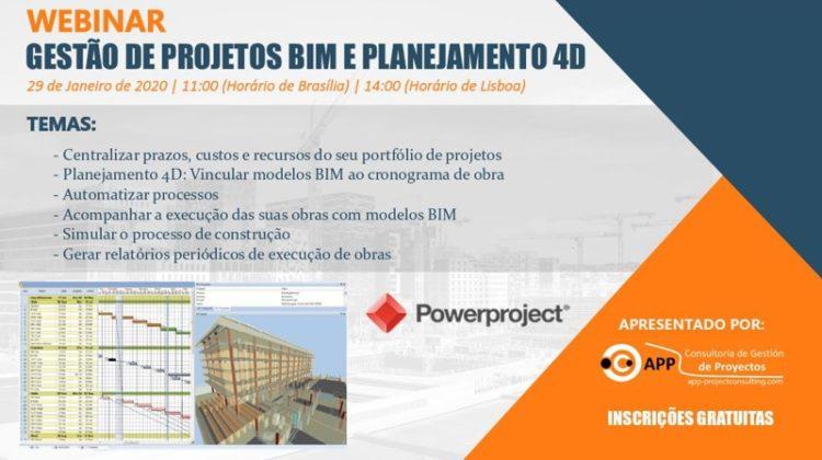 Powerproject BIM é um módulo integrado em Powerproject que permite vincular atividades do seu cronograma aos componentes do modelo BIM, e assim, gerar um planeamento 4D.