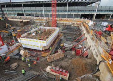Powerproject Case Study Kier Construction Five Pancras Square