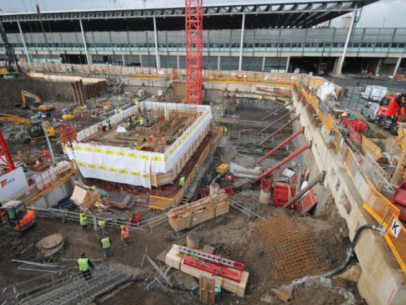 Powerproject Case Study Kier Construction Five Pancras Square