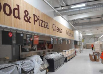 Powerproject Case Study Kier Construction Sainsbury's Portishead