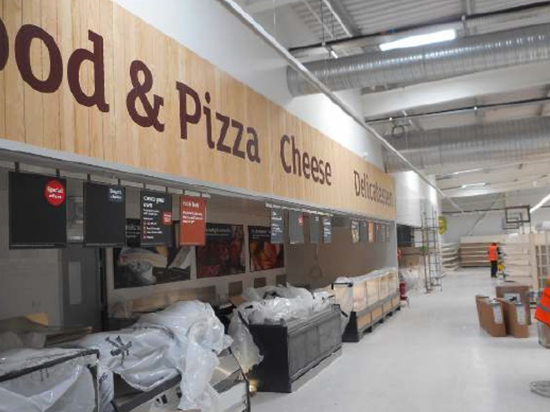 Powerproject Case Study Kier Construction Sainsbury's Portishead