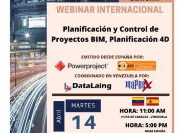 Planificación y Control de Proyectos BIM, Planificación 4D
