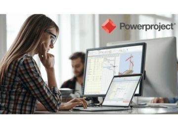 Use the Power of 4D Planning by Powerproject BIM