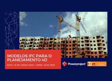 Modelos IFC para o Planejamento 4D