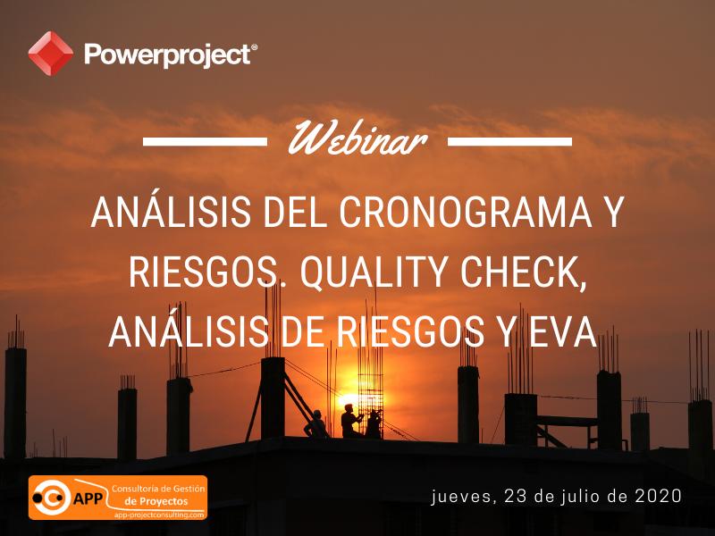En este seminario web veremos como con Powerproject, podemos modelar los recursos y los costes, garantizando que estos se encuentren en el momento preciso y la cantidad adecuada, de la manera que mejor se desarrolle nuestra obra.