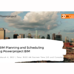 4D BIM Planning and Scheduling using Powerproject BIM