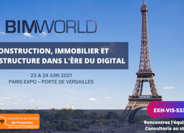 APP Consultoría sera présente au BIM World Paris